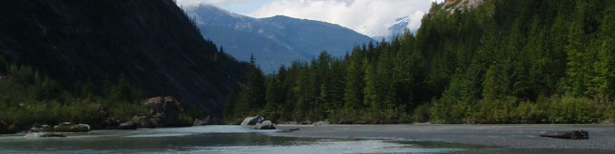 Bute Inlet Hydroelectric Project