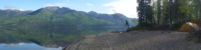 Mayo Lake Enhanced Storage Project