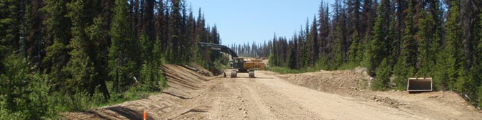 Mt. Milligan Gold & Copper Mine
