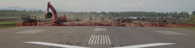 Prince George Airport Runway Expansion