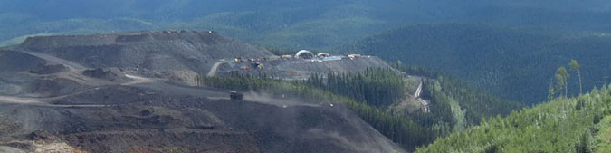 Willow Creek Mine Property Environmental Support Services
