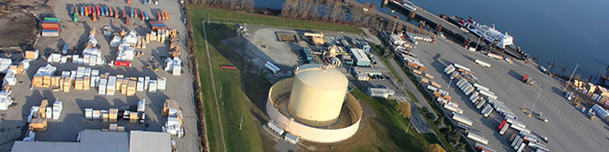 FortisBC - Tilbury LNG Plant