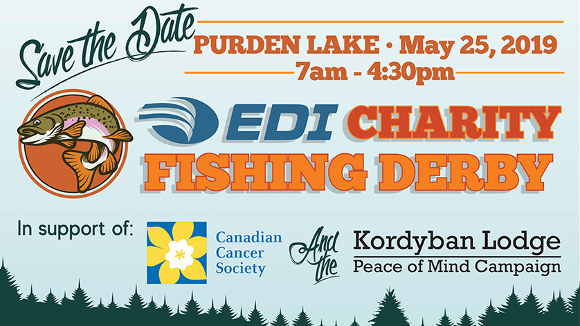 EDI Charity Fishing Derby