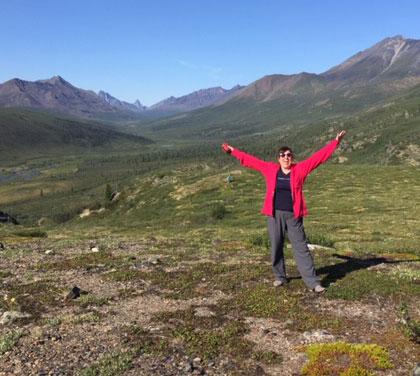 Rachelle Robitaille, EDI Terrestrial Ecologist